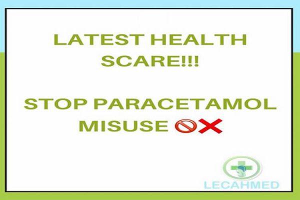 Stop Paracetamol Misuse